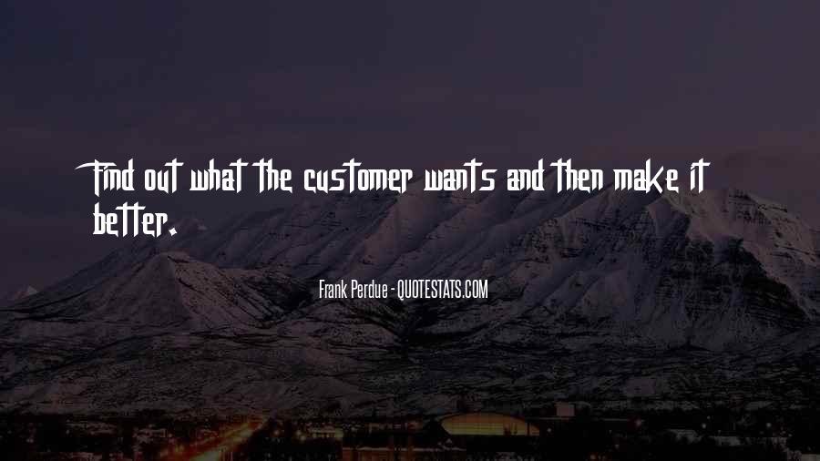 Frank Perdue Quotes #1447302