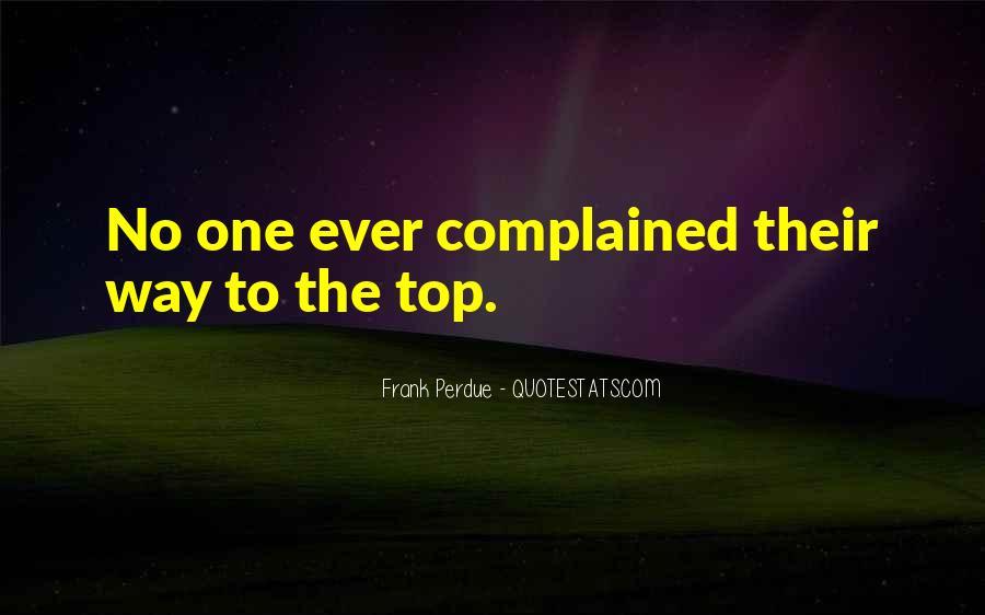 Frank Perdue Quotes #197483