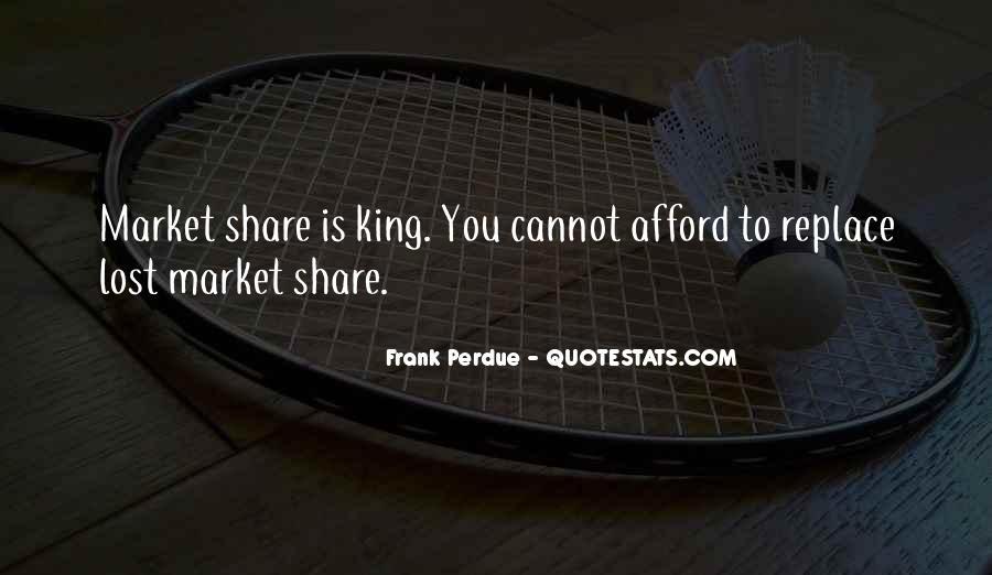 Frank Perdue Quotes #765860