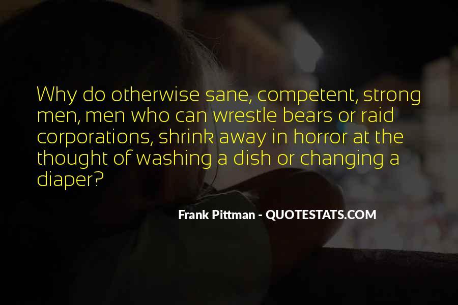 Frank Pittman Quotes Sayings
