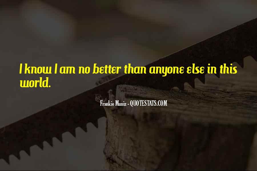 Frankie Muniz Quotes #1191089