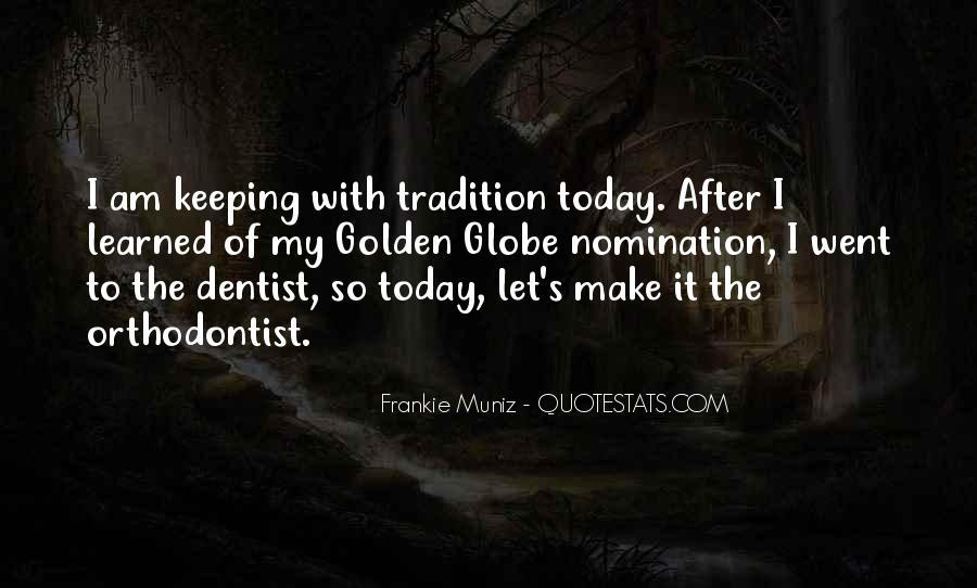 Frankie Muniz Quotes #790010