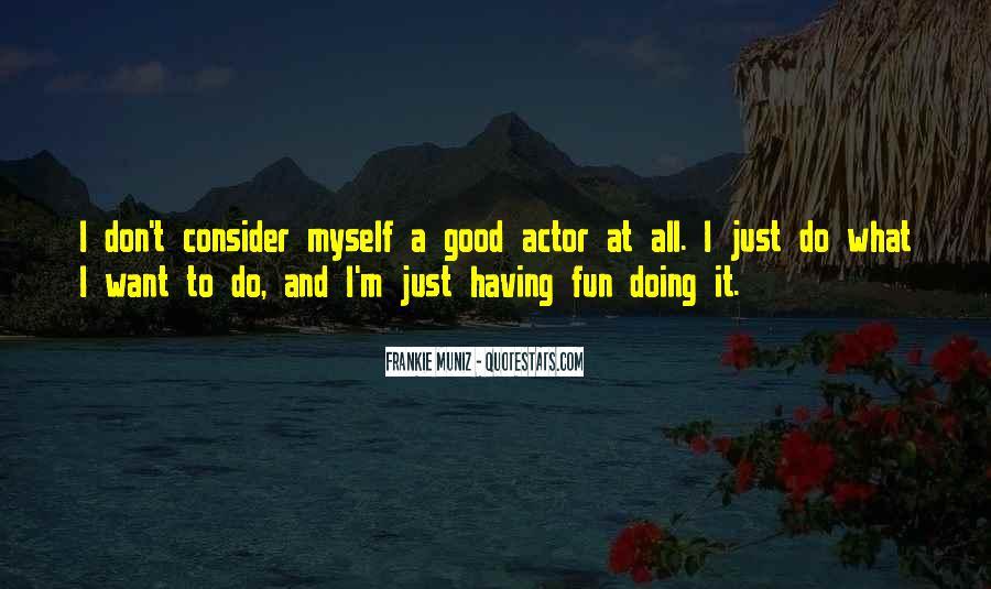 Frankie Muniz Quotes #827811