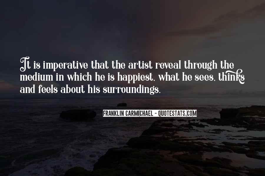 Franklin Carmichael Quotes #86091