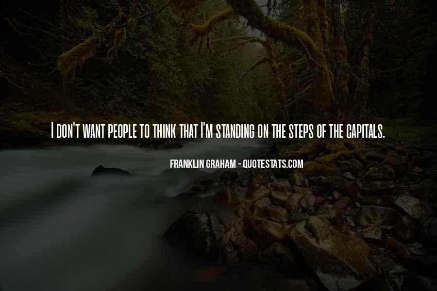 Franklin Graham Quotes #1078659