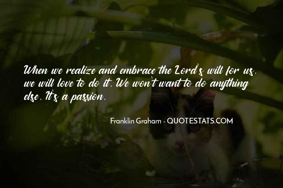 Franklin Graham Quotes #1344749