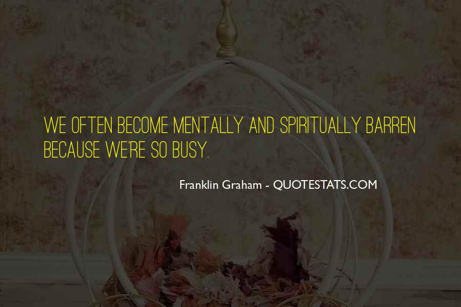 Franklin Graham Quotes #1345082