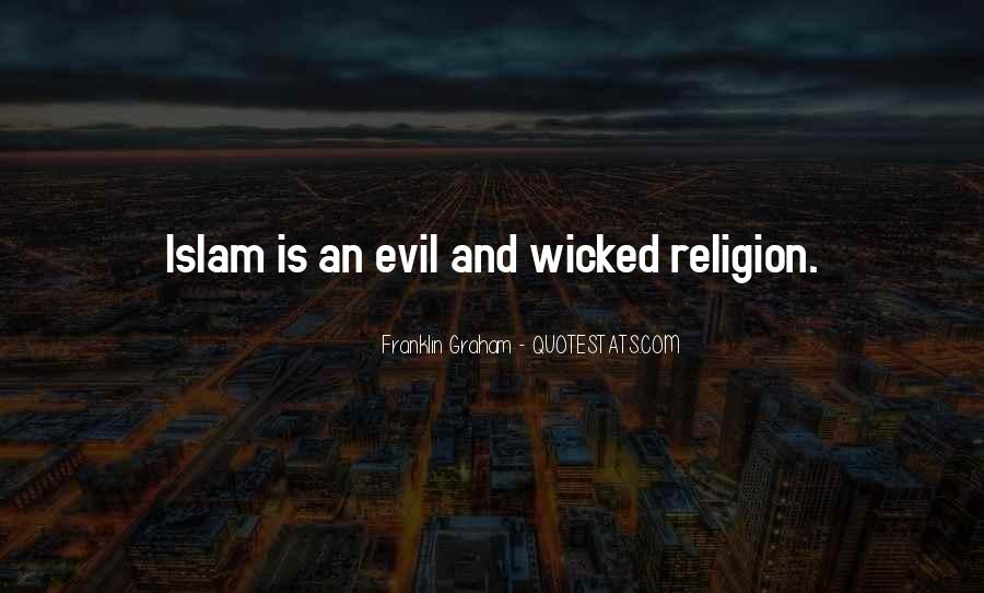 Franklin Graham Quotes #1363087