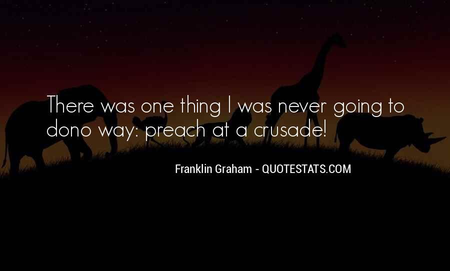 Franklin Graham Quotes #1363265
