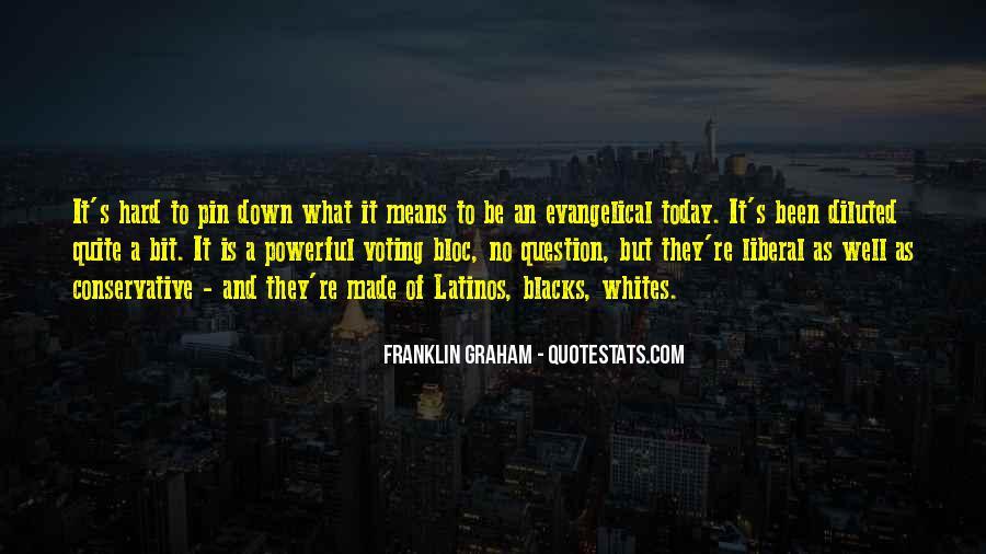 Franklin Graham Quotes #1371144
