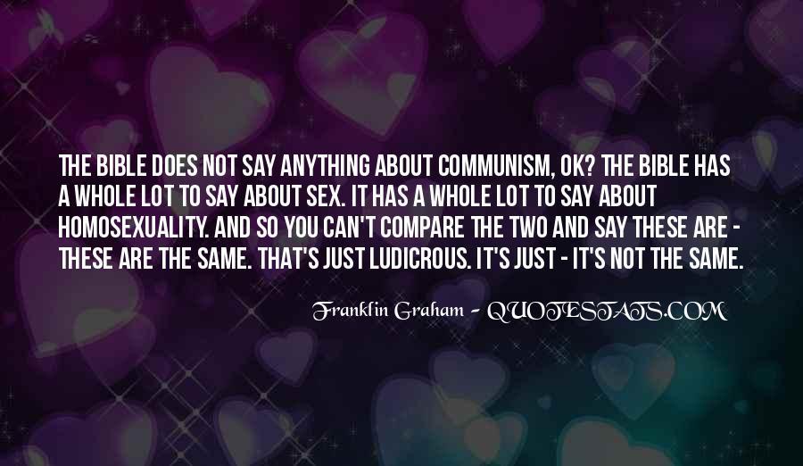 Franklin Graham Quotes #1393259