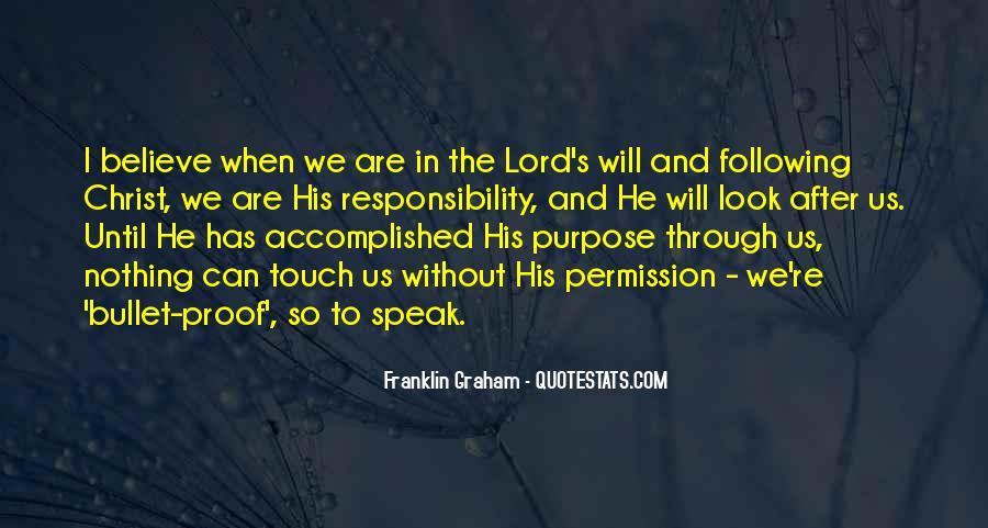 Franklin Graham Quotes #1421000