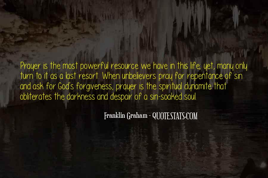 Franklin Graham Quotes #1434978