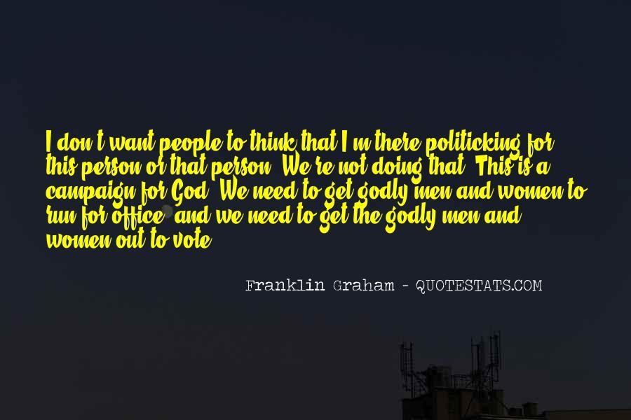 Franklin Graham Quotes #1545266