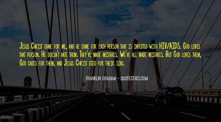 Franklin Graham Quotes #157320