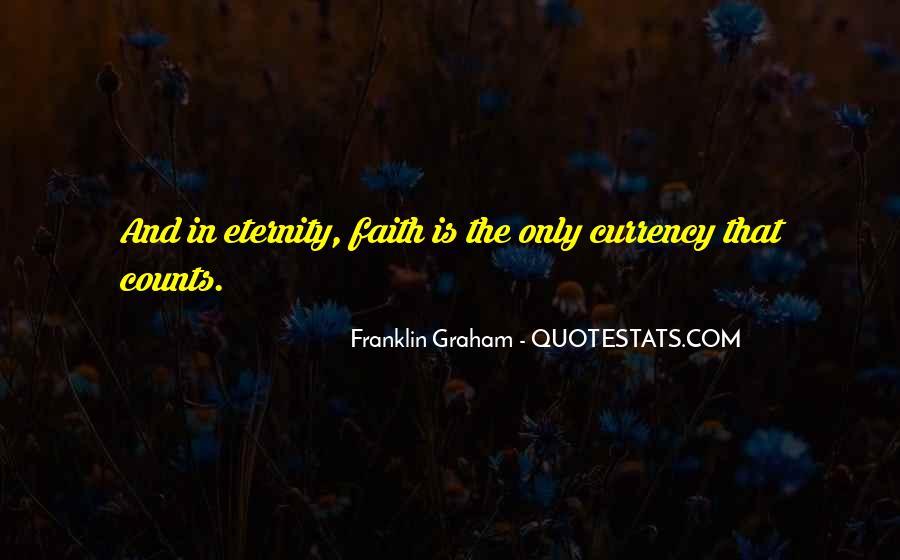 Franklin Graham Quotes #1733572