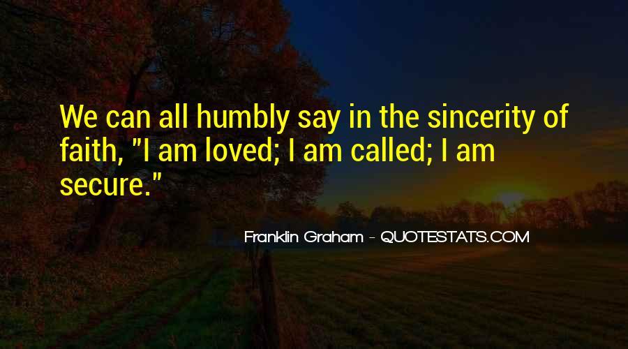 Franklin Graham Quotes #1742776