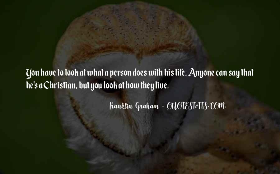 Franklin Graham Quotes #1787675