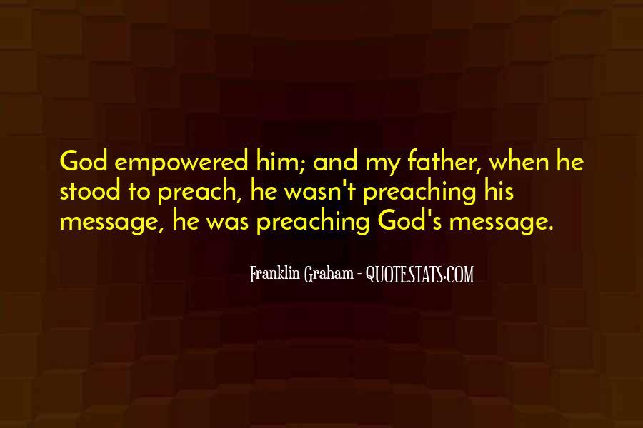 Franklin Graham Quotes #1870568