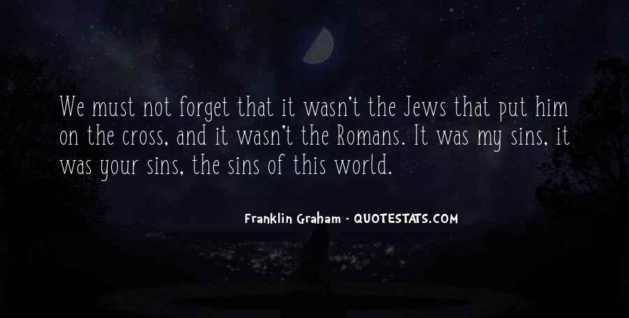 Franklin Graham Quotes #304237