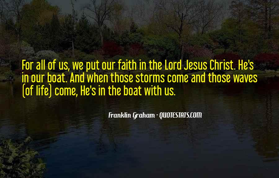 Franklin Graham Quotes #334354