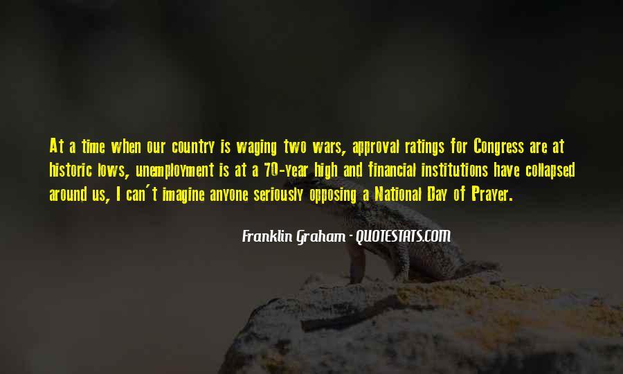 Franklin Graham Quotes #809200