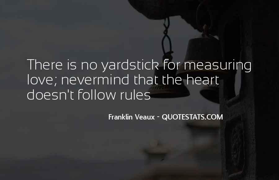 Franklin Veaux Quotes #1703877