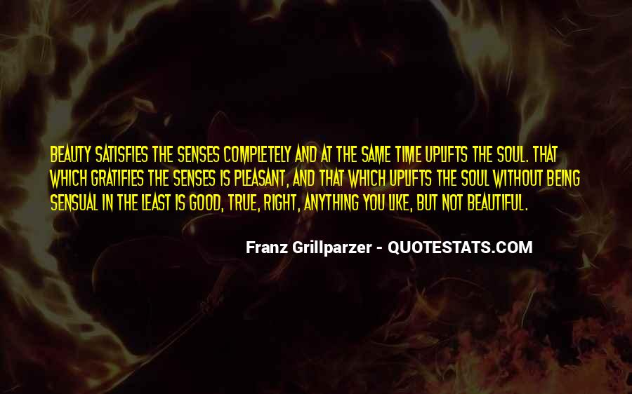 Franz Grillparzer Quotes #1124281