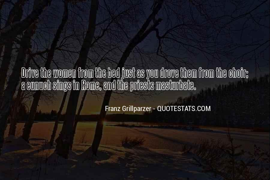 Franz Grillparzer Quotes #1278726