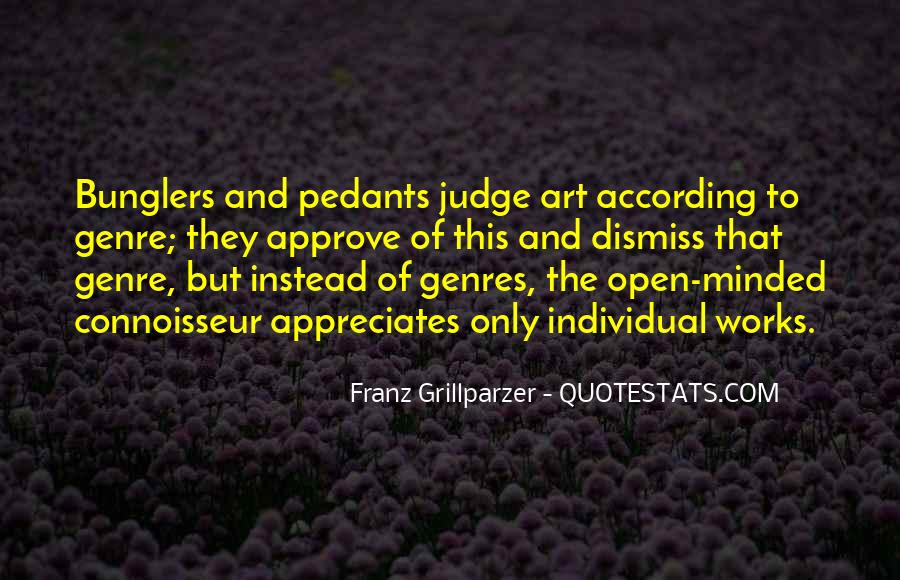 Franz Grillparzer Quotes #1294709