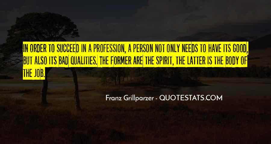 Franz Grillparzer Quotes #1544749