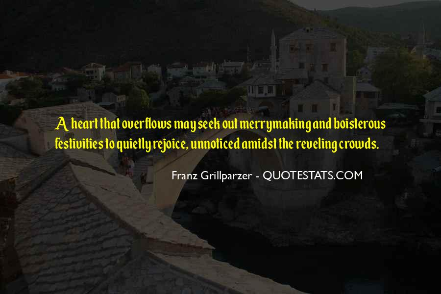 Franz Grillparzer Quotes #1805369
