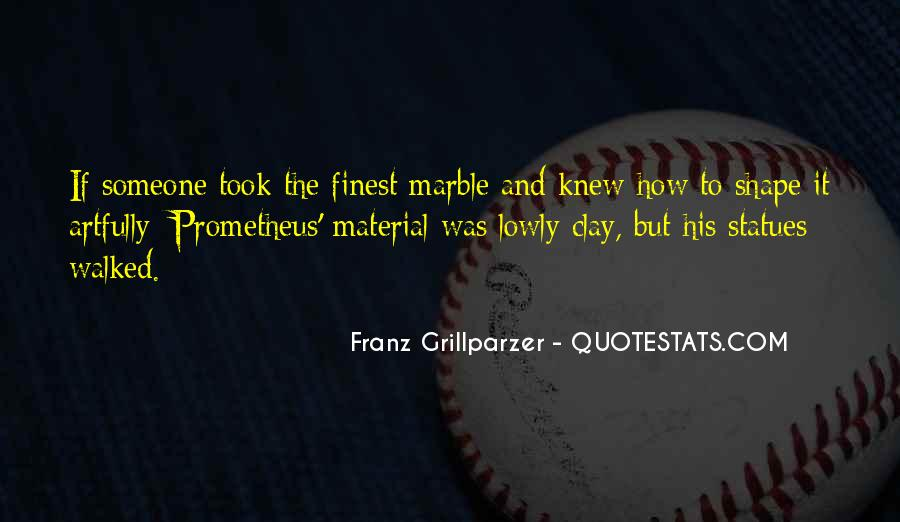 Franz Grillparzer Quotes #233445