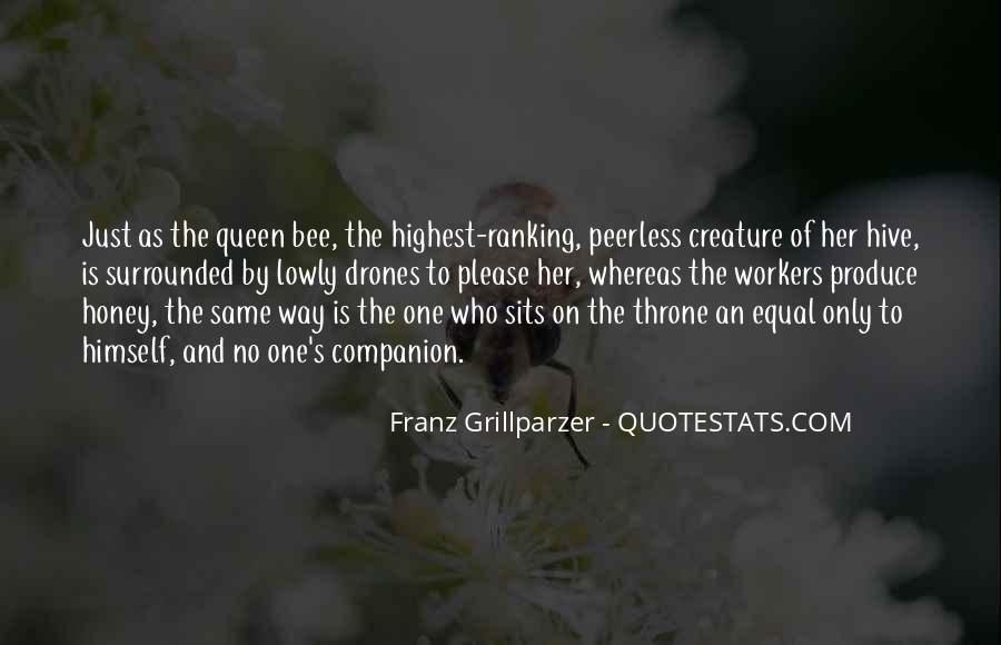 Franz Grillparzer Quotes #400358