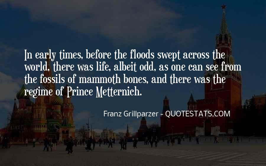 Franz Grillparzer Quotes #974240