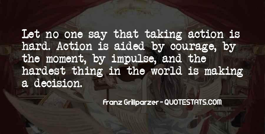 Franz Grillparzer Quotes #988276