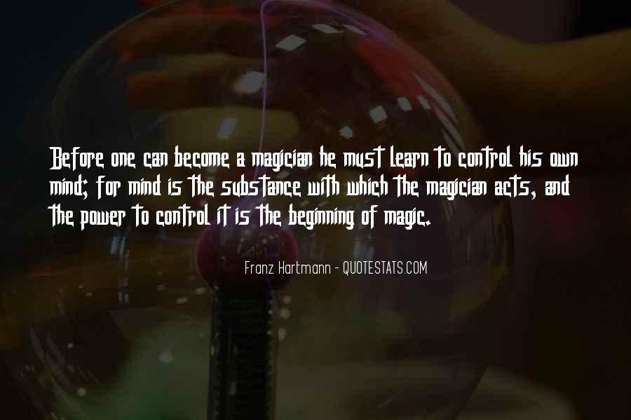 Franz Hartmann Quotes #1689270