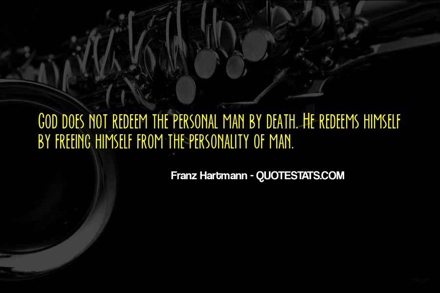 Franz Hartmann Quotes #1694243