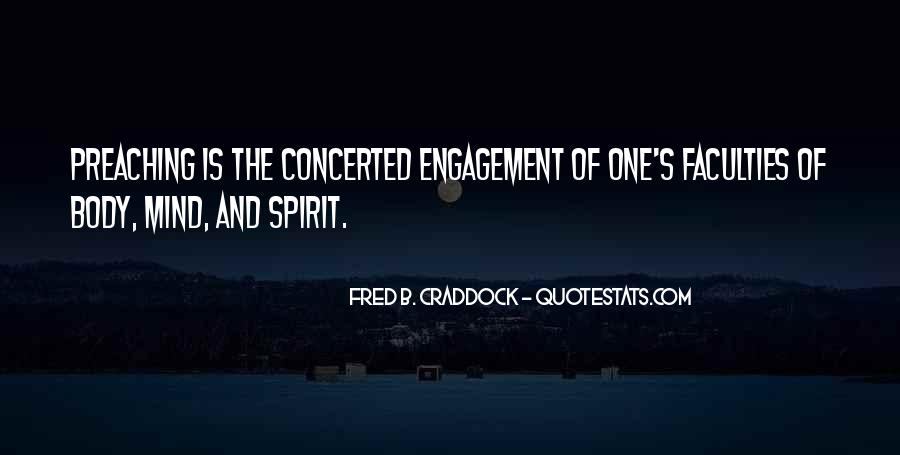 Fred B. Craddock Quotes #1530071