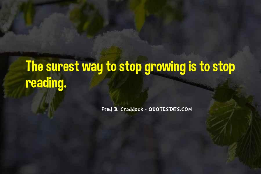 Fred B. Craddock Quotes #312558