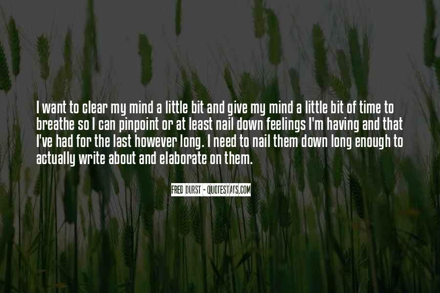 Fred Durst Quotes #1074806