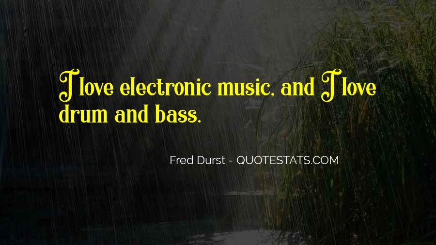 Fred Durst Quotes #1096799