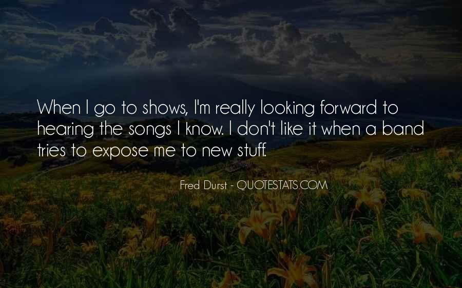 Fred Durst Quotes #1203796