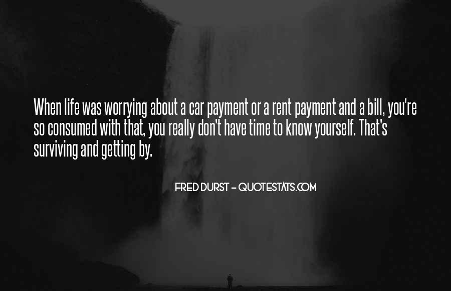Fred Durst Quotes #28604