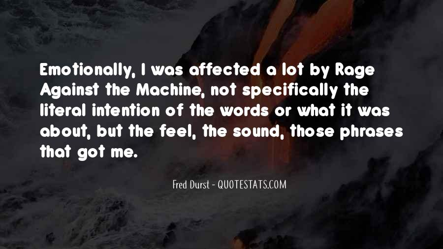 Fred Durst Quotes #294324