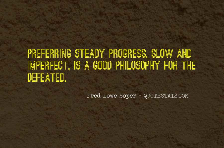 Fred Lowe Soper Quotes #969622