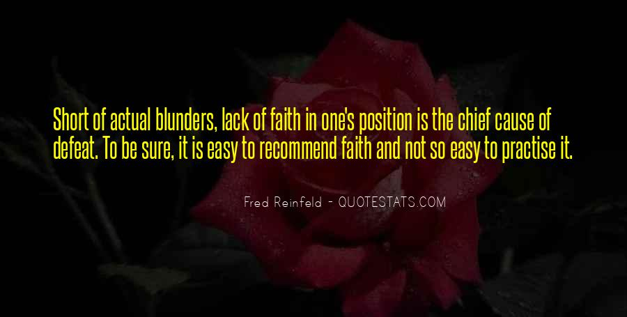 Fred Reinfeld Quotes #487357