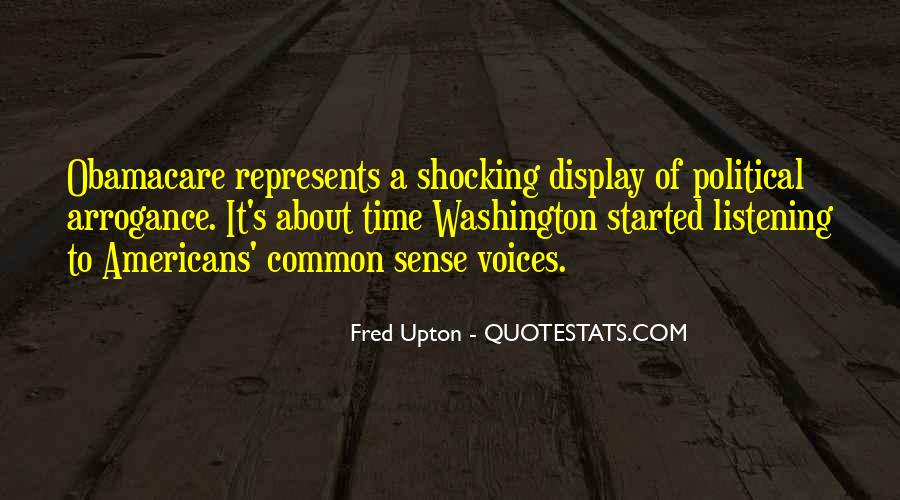 Fred Upton Quotes #1487909