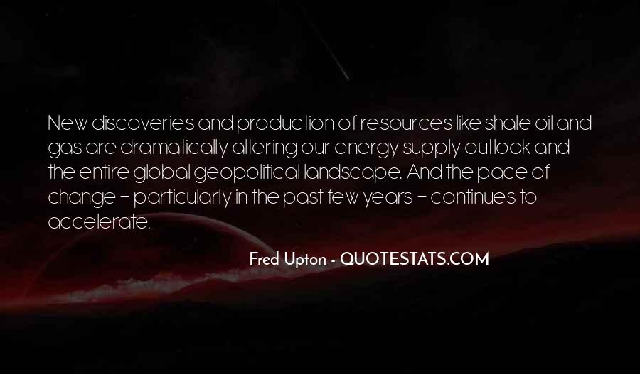 Fred Upton Quotes #1758070