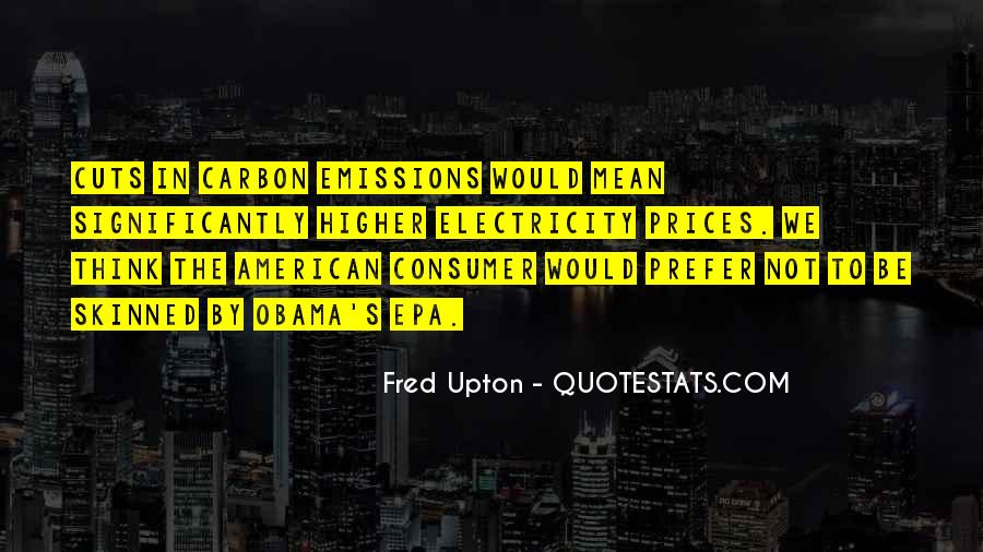 Fred Upton Quotes #60847